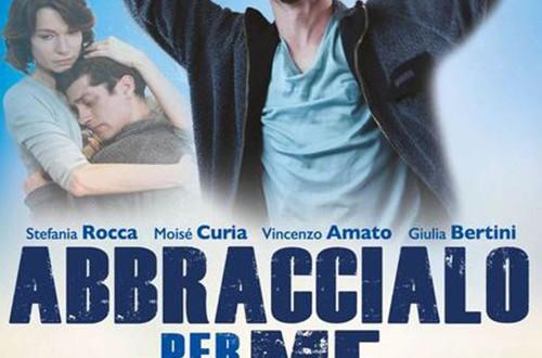 """Poster for the movie """"Abbraccialo per me"""""""