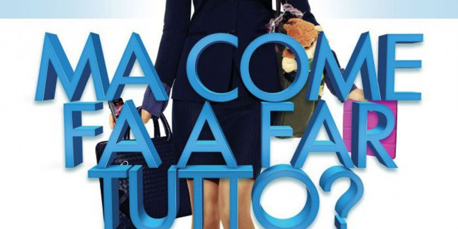 "Poster del film ""Ma come fa a far tutto?"""
