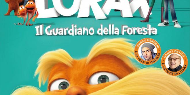 """Poster del film """"Lorax - Il guardiano della foresta"""""""