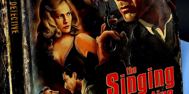 "Poster del film ""The Singing Detective"""