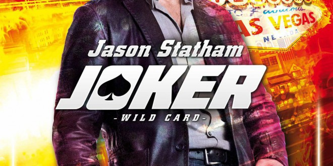 "Poster del film ""Joker - Wild Card"""