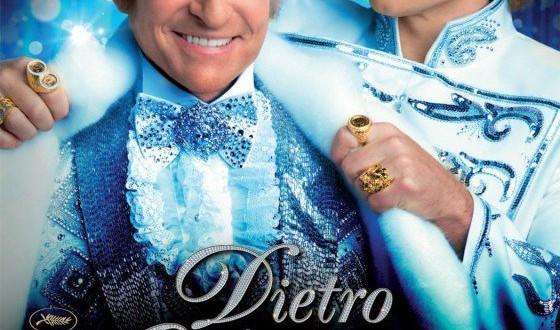 """Poster del film """"Dietro i candelabri"""""""