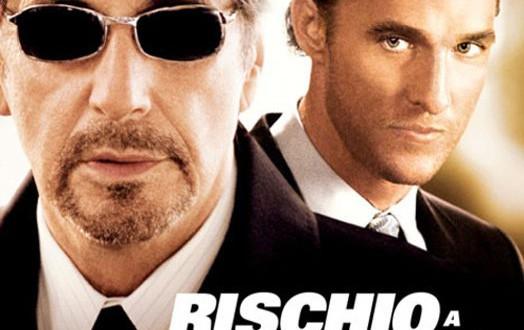 """Poster del film """"Rischio a due"""""""