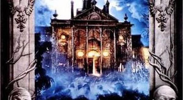 """Poster del film """"La casa dei fantasmi"""""""