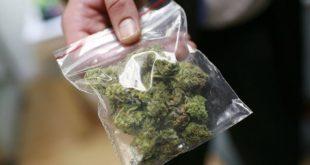 Nel cofano dell'auto 250 grammi di marijuana. Arrestato 46enne