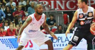 Amara sconfitta nel debutto al PalaBanca per l'UCC Assigeco Piacenza