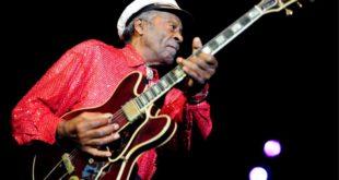 Chuck Berry compie 90 anni e annuncia il nuovo album a 38 anni dall'ultimo