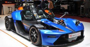 Le auto anormali, come Ktm X-Bow