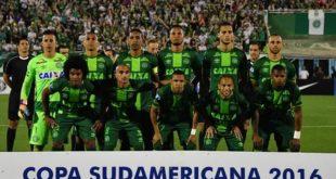 Tragedia Chapecoense, l'Atletico Nacional propone la Copa Sudamericana alla memoria
