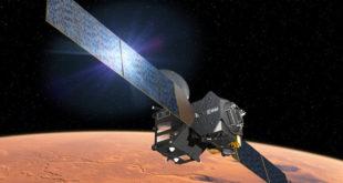 ExoMars. Inizia la raccolta dei dati. A caccia di forme di vita su Marte