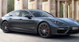 Nuova Porsche Panamera. La limousine sportiva da Lodigiani in anteprima