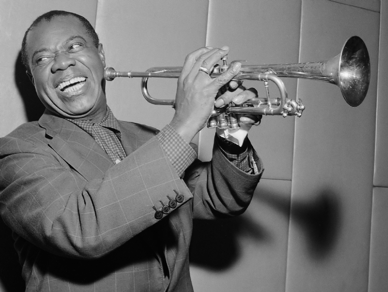 """Louis Armstrong: """"Cos'è il Jazz? Amico, se lo devi chiedere, non lo saprai mai"""""""