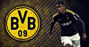 Alexander Isak dall'AIK Solna al Borussia Dortmund