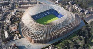 Chelsea, ecco il progetto del nuovo Stamford Bridge