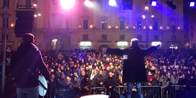 Marco Rancati e Shout Capodanno Piacenza