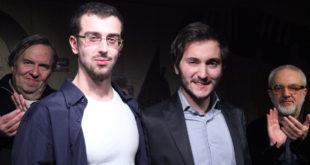 """Un pianoforte e un sax sul podio del """"Bettinardi"""": Filippi e Zanella vincitori"""