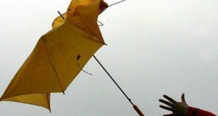 Allerta gialla. Raffiche di forte vento in montagna e alta collina