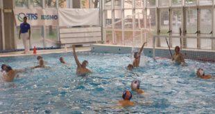 Pallanuoto, Kosmo TRS superata dalla capolista Lodi nel campionato Under 17