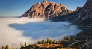 I cinque passi delle Dolomiti scelti dai bikers per l''estate 2017
