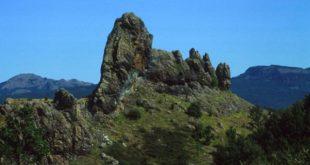 La Roccia 5 dita: l'area protetta delle rarità. Escursione guidata
