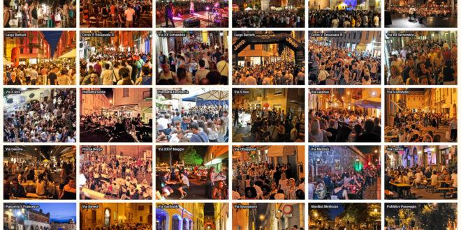 Venerdì Piacentini - notti bianche Piacenza