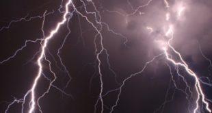 Maltempo. Allerta gialla per temporali per tutta la giornata del 15 ottobre