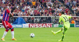 Neymar, il no del Bayern Monaco nel 2010