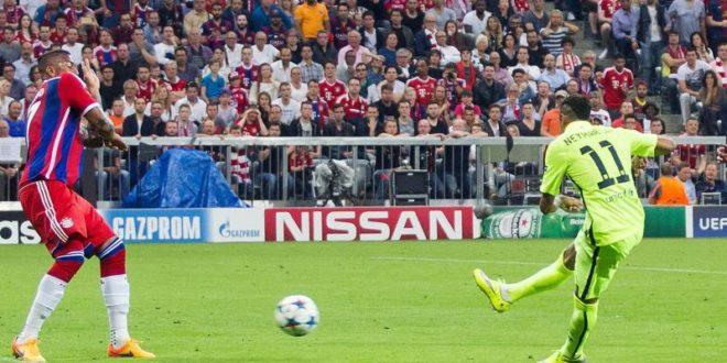 Neymar al Bayern Monaco, una sliding door