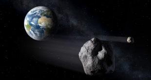 L'asteroide Florence a un soffio dalla Terra. Passaggio previsto per il primo settembre