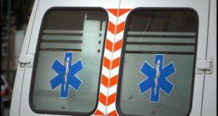 Castell'Arquato. Incidente sulla strada Castellana. Famiglia in ospedale