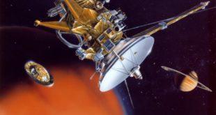 Sonda Cassini. A breve la discesa su Saturno dopo l'arrivo nel 2004