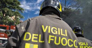 Anziano messo in salvo da carabinieri e vigili dopo una notte passata nel fango