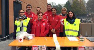 Croce Rossa. Raccolta più di una tonnellata di alimenti per i poveri
