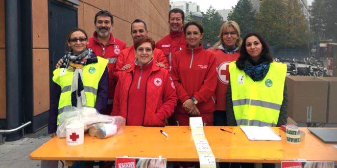 Croce Rossa Esselunga Raccolta Alimentare