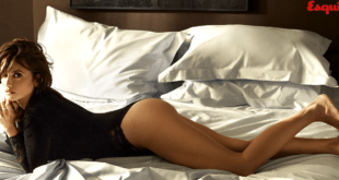 Penelope Cruz senza veli. La star si lascia immortalare per Esquire UK