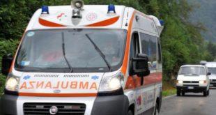 Incidente a Caorso. Automobile nel canale dopo scontro con un camion