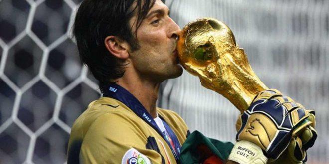 Gigi Buffon e la Coppa del Mondo 2006