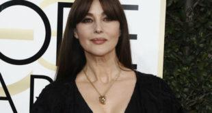 """Monica Bellucci riceve il premio Virna Lisi. """"Giuseppe Tornatore è il mio regista"""""""