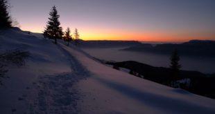 21 dicembre, il giorno più corto dell'anno. È oggi il solstizio d'inverno