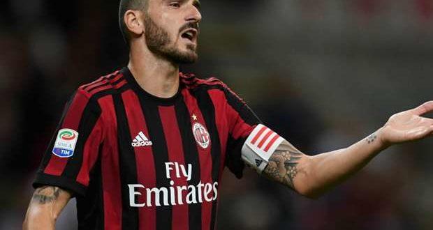 Leonardo Bonucci e la prima difficile stagione al Milan