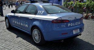 Blitz della polizia all'ex mercato ortofrutticolo. Scattano cinque denunce