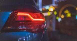 Strada Caorsana. Violento scontro tra un'Audi A4 e una Citroen Cactus