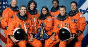 Quindici anni fa il disastro dello shuttle Columbia