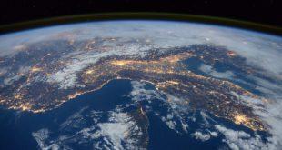 Rientro in atmosfera della stazione spaziale Tiangong 1. Potrebbe cadere sull'Emilia-Romagna