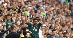 Gigi Buffon, l'addio alla Juventus