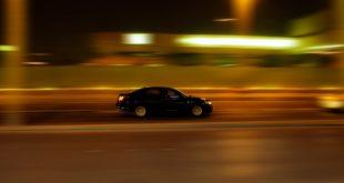 auto-notte