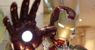 Scomparsa preziosa tuta di Iron Man. Fu usata da Robert Downey Jr nel primo film