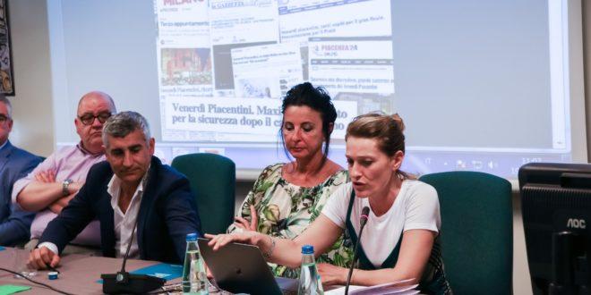 Susanna Pasquali Venerdì Piacentini 2018