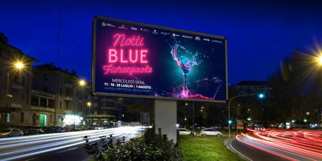 Notti Blue Fiorenzuola