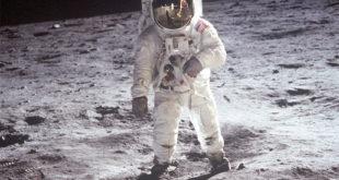 Su internet i filmati dei capitomboli degli astronauti sulla luna per studiarne i movimenti